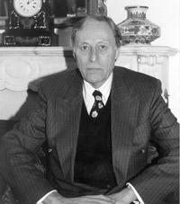 Arthur Dunkel, GATT Director-General, 1980 to 1993