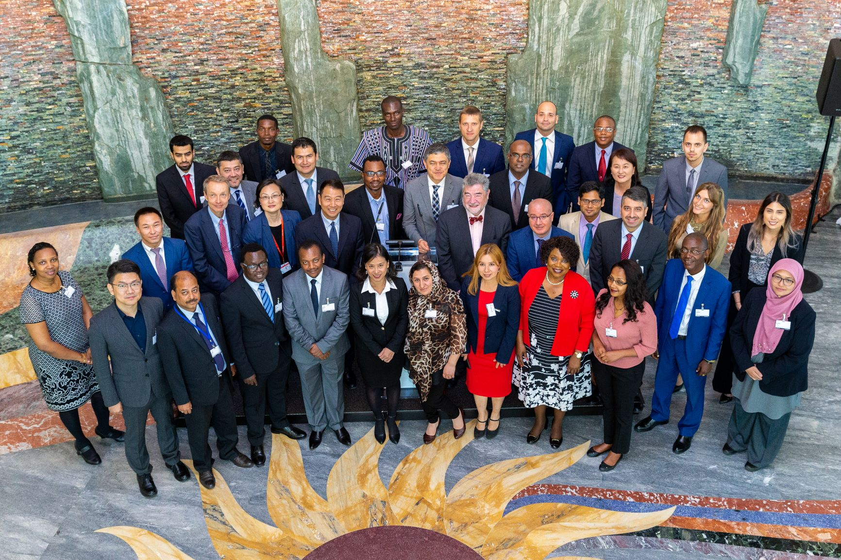 WTO | participants 2011-