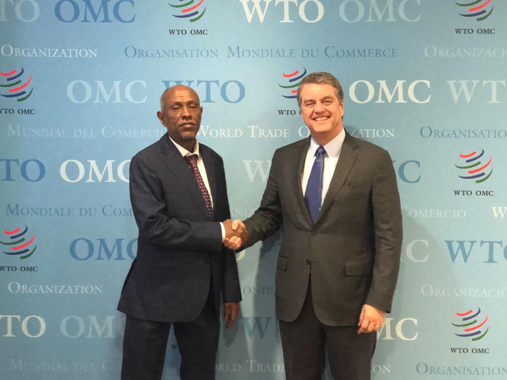 WTO | Director-General: Roberto Azevêdo - Photo gallery