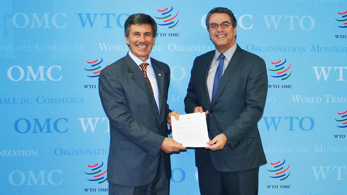 Wto 2018 News Items Argentina Ratifies The Trade Facilitation
