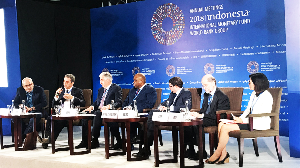 WTO joins with IFC, regional development banks and IMF to boost financial inclusion in trade