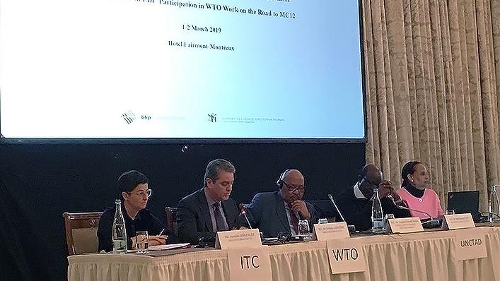 WTO | Switzerland - Member information