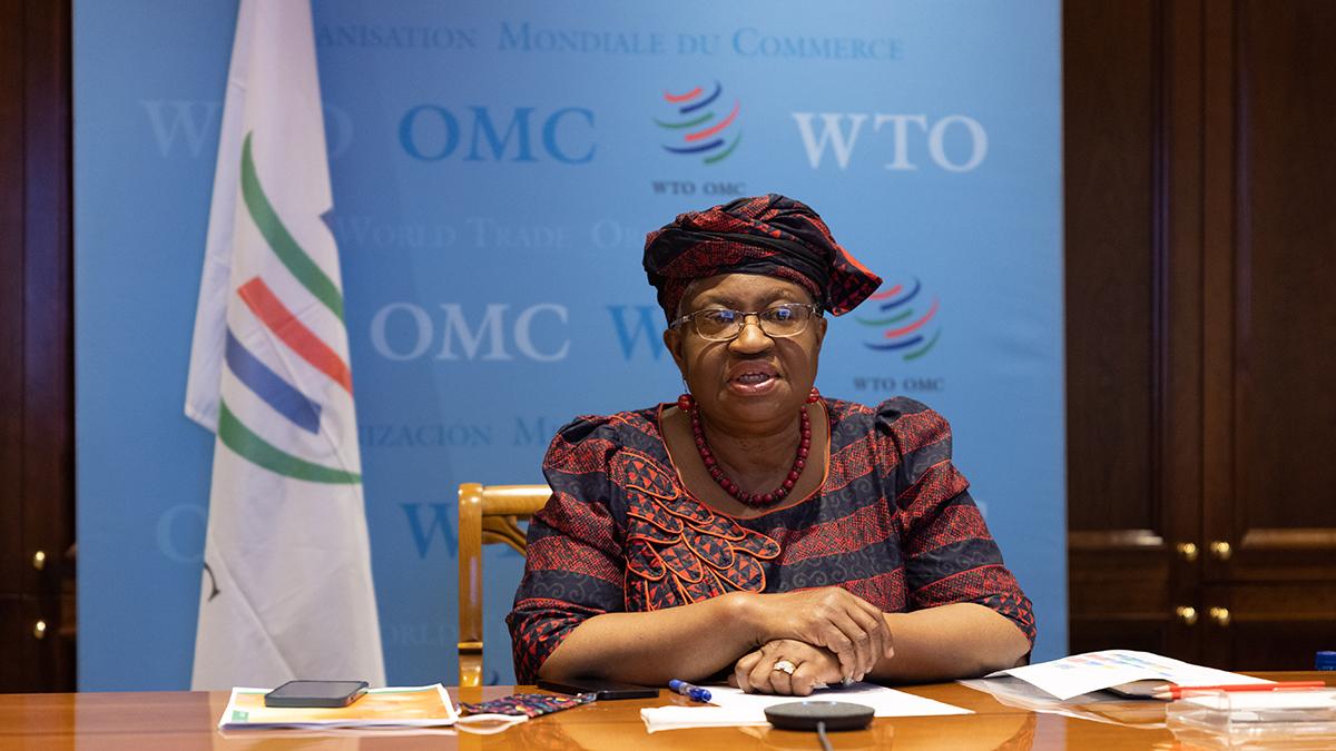 DG Okonjo-Iweala calls on WTO members to tackle vaccine inequity