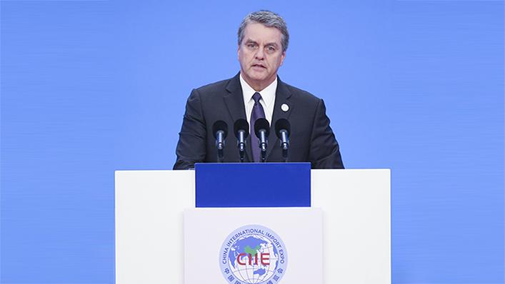 WTO | News - Speeches: Director-General Roberto Azevêdo