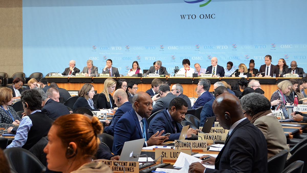WTO members agree to extend e-commerce, non-violation moratoriums