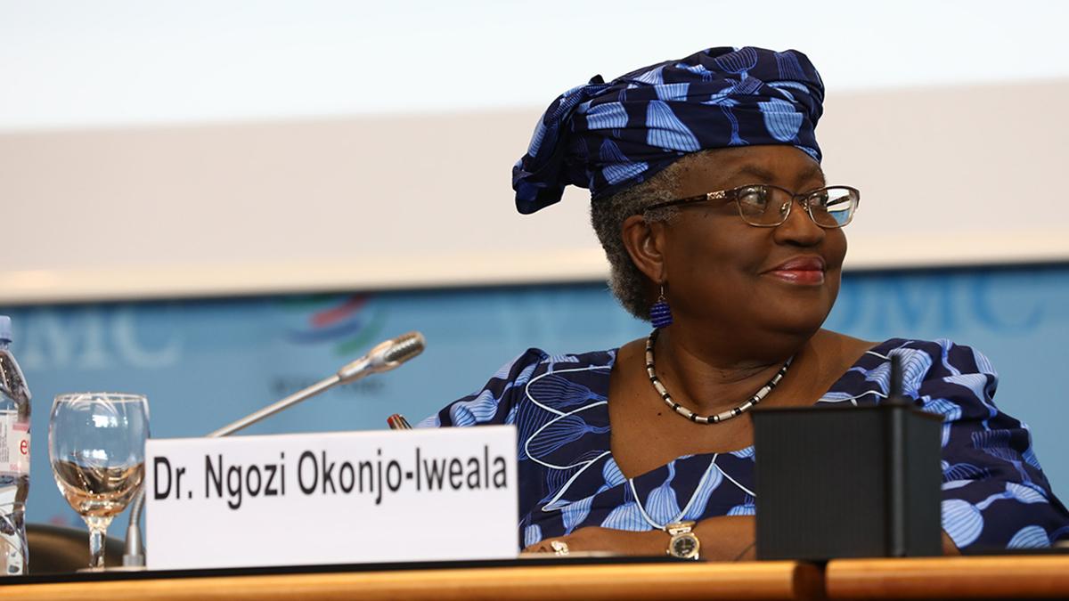 WTO | Director-General: Ngozi Okonjo-Iweala