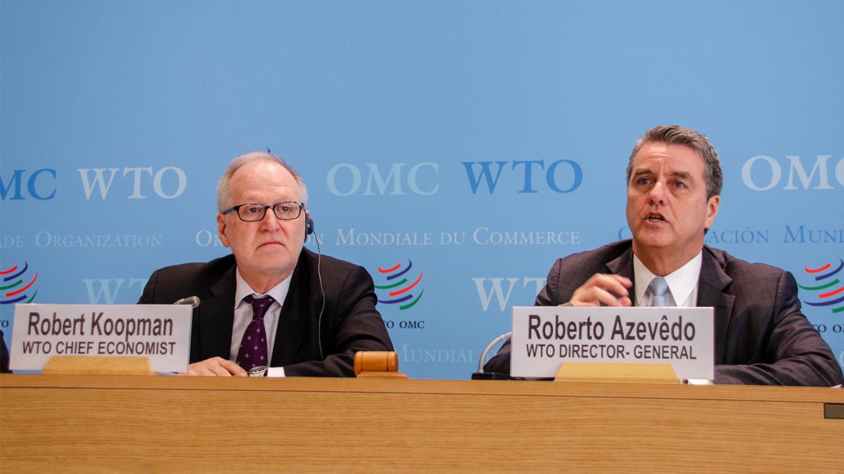 Crescimento do comércio global perde força à medida que as tensões comerciais persistem