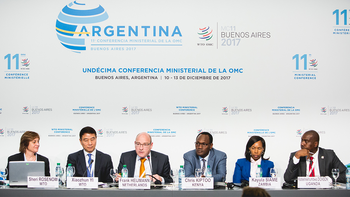 Wto 2017 News Items Public And Private Sector Leaders Exchange