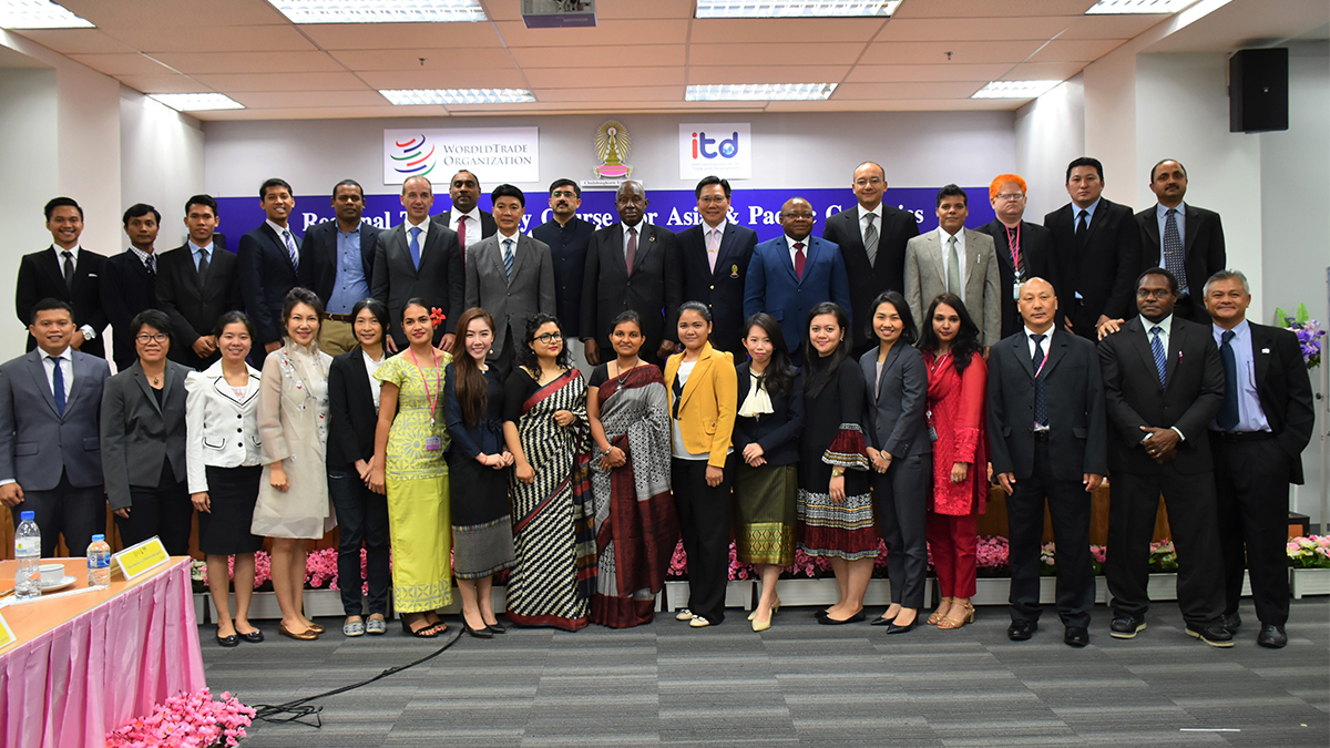Wto 2017 News Items Regional Trade Policy Course For Asia