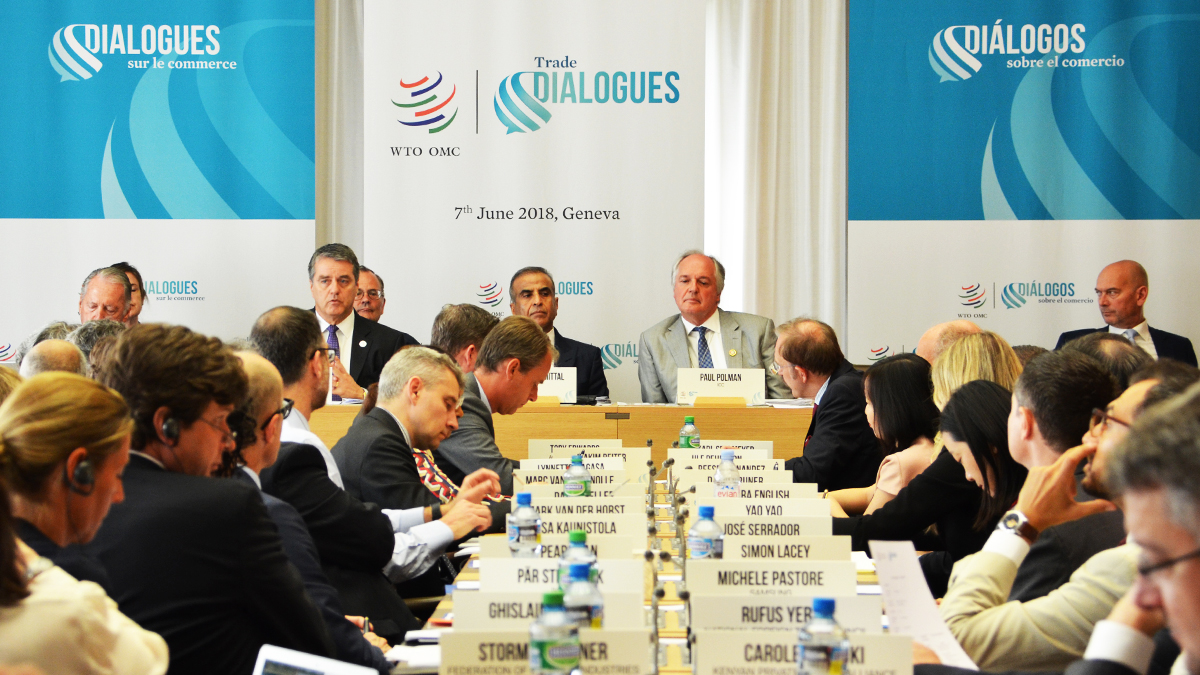 Wto 2018 News Items Business Leaders Express Support For The Wto And Call For Action On Priority Issues