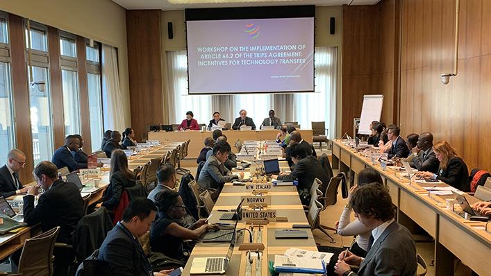 OMC | Noticias 2020 - Un taller aborda los incentivos para la transferencia de tecnología a los PMA en el marco del Acuerdo sobre los ADPIC