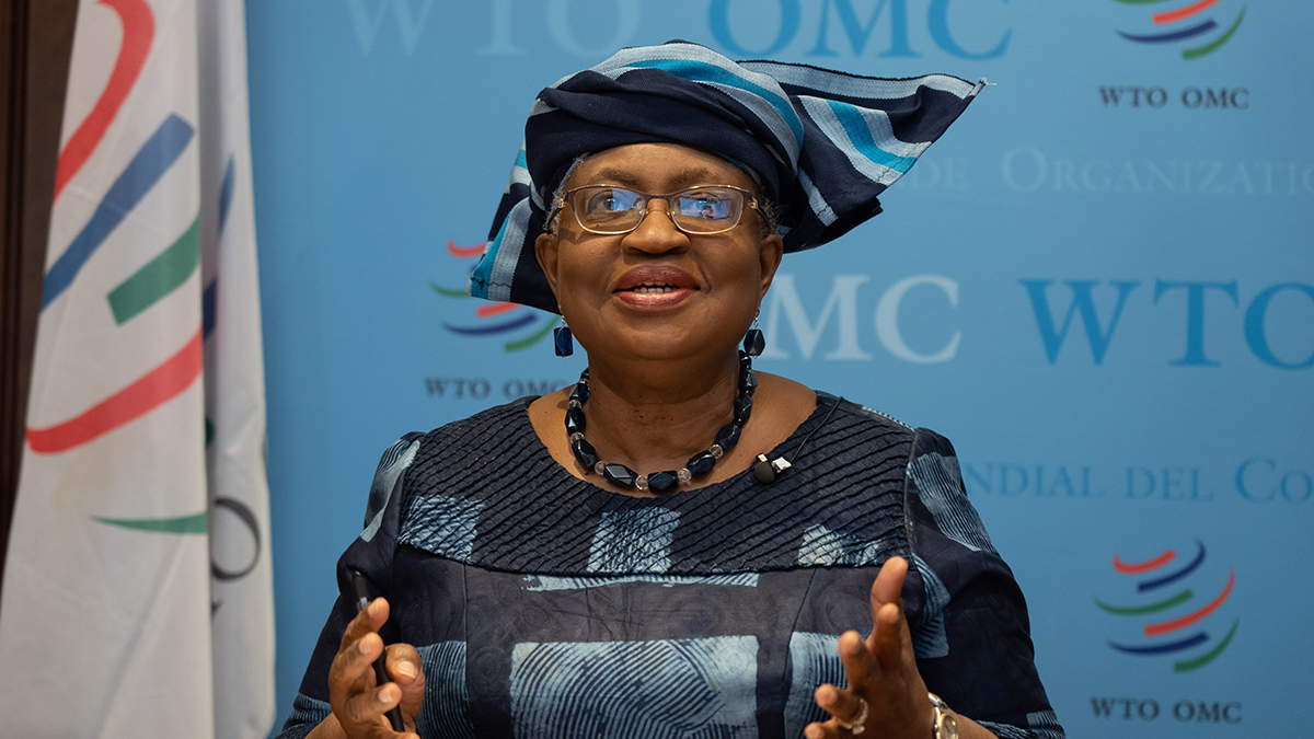 DG Okonjo-Iweala calls for follow-up action after WTO vaccine equity event