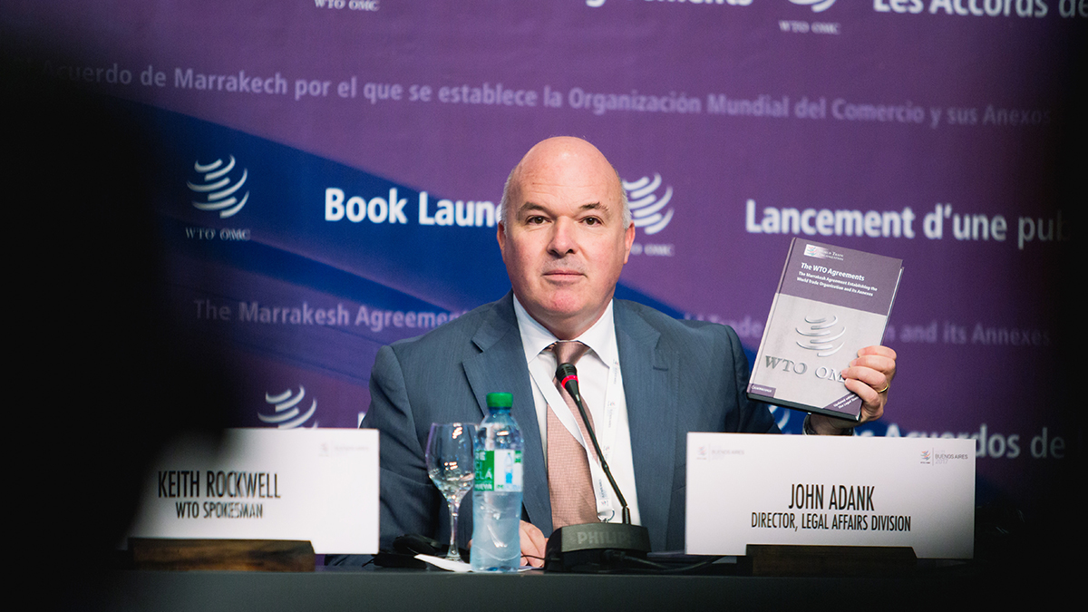 Wto 2017 News Items Book Launch Wto Issues Updated Compendium