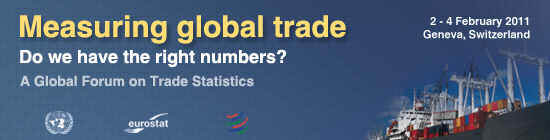 Measuring Global Trade - Do we have the right numbers?