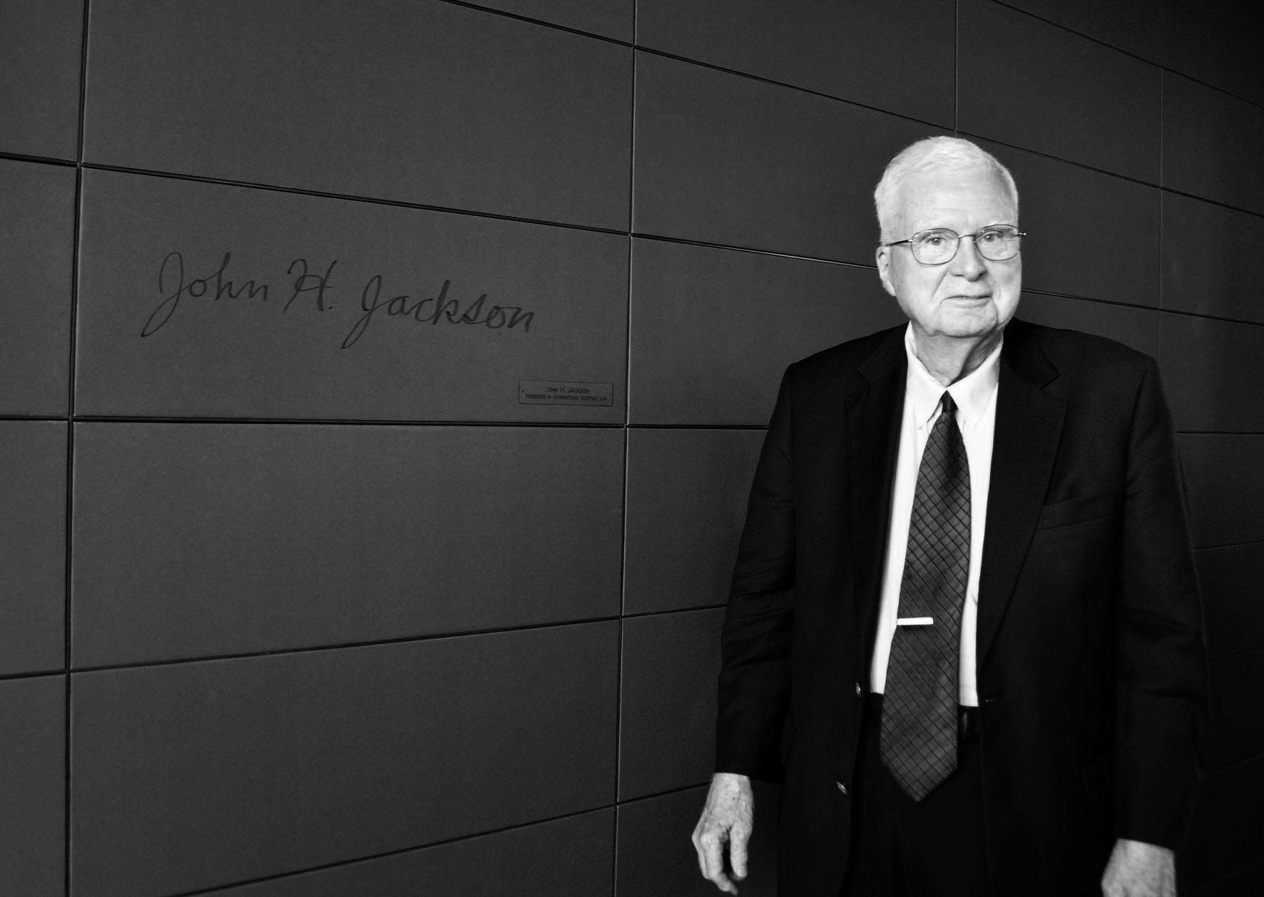 The world trading system john jackson