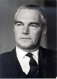 Olivier Long, GATT Director-General, 1968 to 1980