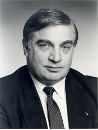 Peter Sutherland, GATT/WTO Director-General, 1993-1995