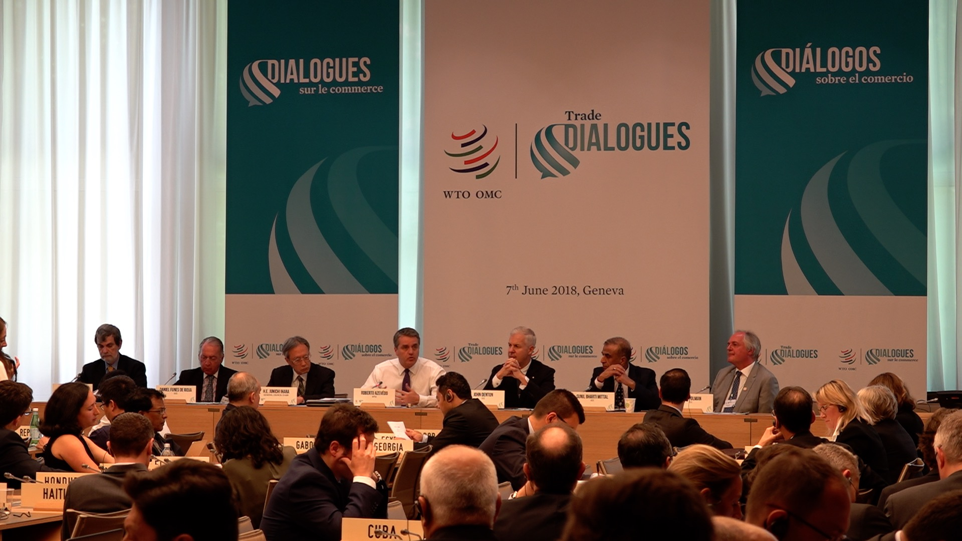Trade Dialogues with businesses