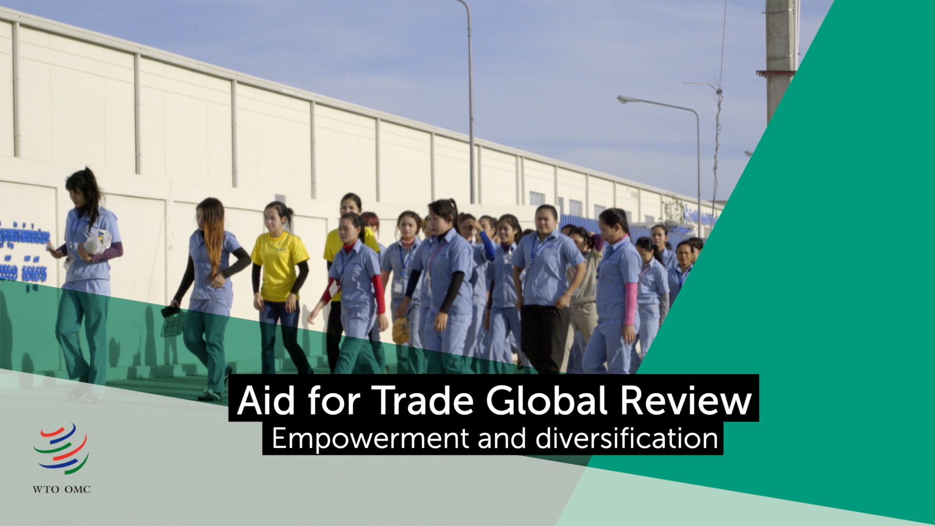World Trade Organization - Home page - Global trade